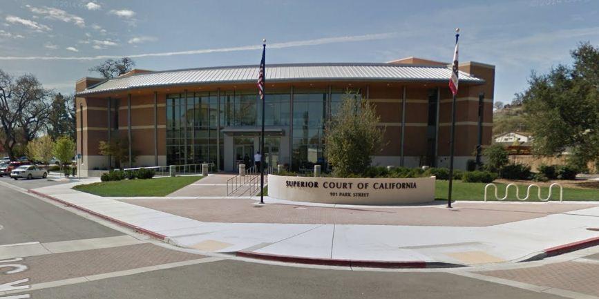 San Luis Obispo County Paso Robles Traffic Court