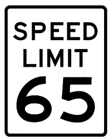 Speeding Over 65 mph ticket