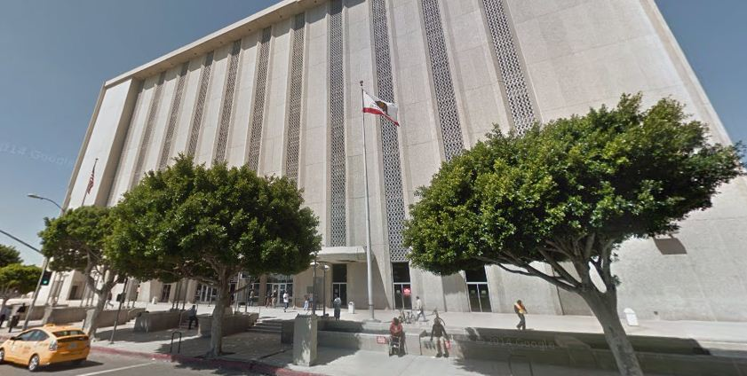 Los Angeles County Metropolitan Traffic Court