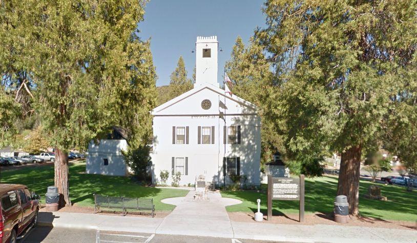 Mariposa County Traffic Court