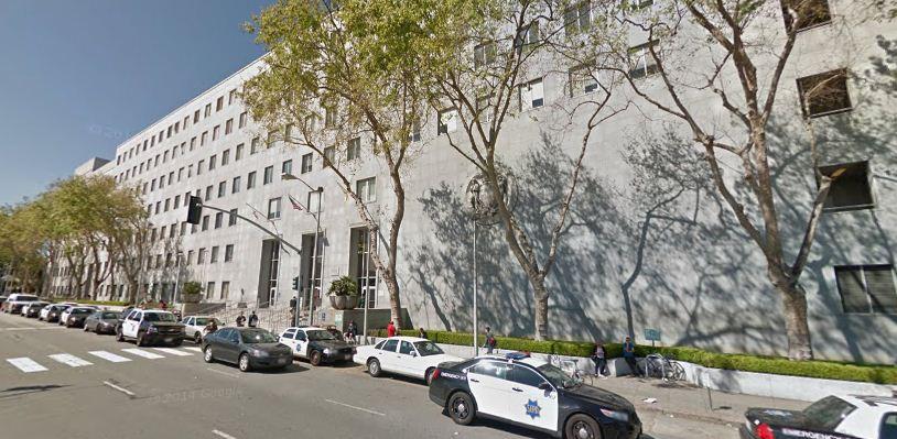San Francisco County Traffic Court