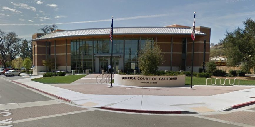 San Luis Obispo County Paso Robles Traffic Court