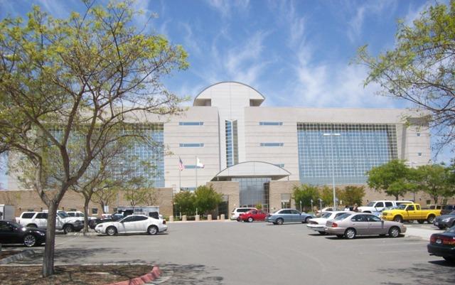 San Diego County Vista Traffic Court