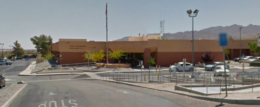 San Bernardino County Joshua Tree Traffic Court