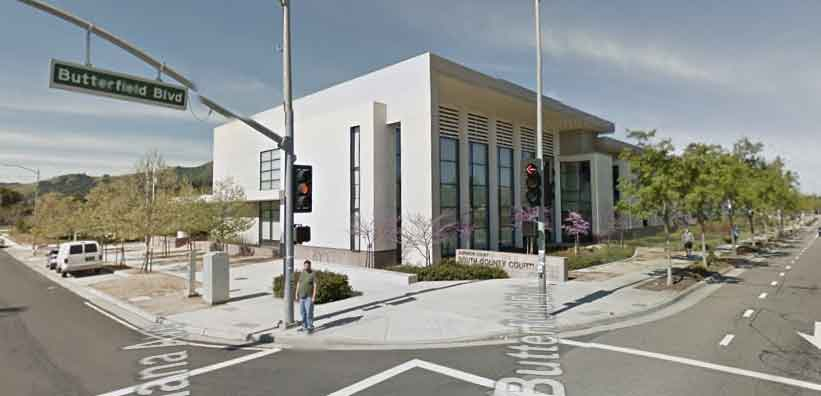 Santa Clara County Morgan Hill Traffic Court
