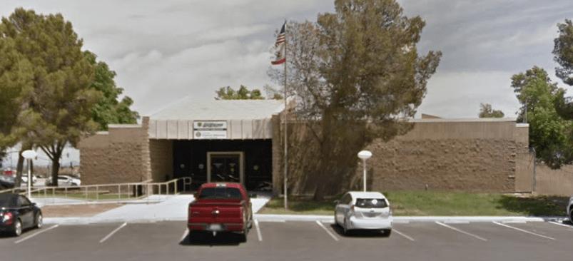 Kern County Ridgecrest Traffic Court