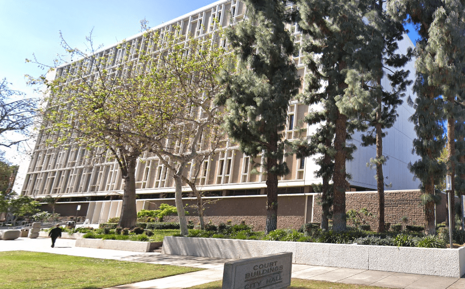Los Angeles Pomona Traffic Court